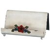 Castleton Home Rose Letter Rack