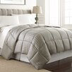 Anew Edit Stripe Reversible Down Alternative Comforter