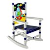 Fantasy Fields Outer Space Kids Rocking Chair