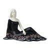 Goebel Sirenes Lady Happiness Sitting Figurine