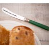 Ladeda! Living Lets Get Warm & Toasty Butter Knife