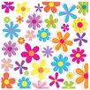 PPS. Imaging GmbH Retro Flowers 1.92m x 192cm Wallpaper