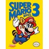 Art Group Super Mario Bros 3 - Nes Cover Vintage Advertisement Canvas Wall Art