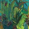 Art Group Shyama Ruffell - Cactus Jungle Canvas Wall Art
