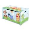 Delta Children Winnie The Pooh Toy Box