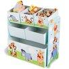 Delta Children Spielzeug-Organizer Winnie The Pooh