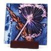 Castleton Home Alia Rush 10cm Glass Coaster