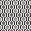 "Bullis 33' x 20.5"" Geometric 3D Embossed Wallpaper Roll"