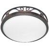 Hunter Home Environment 110 CFM Sona Bathroom Exhaust Fan with Light