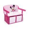 Delta Children Minnie Toy Storage Bench