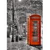 DEInternationalGraphics 'London Phone' by Aurélien Terrible Photographic Print