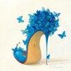 "DEInternationalGraphics Kunstdruck ""Sketches of Love II"" von Inna Panasenko"