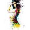 DEInternationalGraphics I was an Angel by Patrice Murciano Painting Print