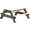 Kingfisher Childrens Picnic Table and Sand Pit Set