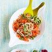 Koziol Leaf 3-Piece Salad Bowl Set