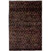 Sitap Spa. Mydesign Handmade Black Area Rug