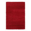House Additions Red Area Rug