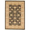 House Additions Tr Lievin Light Brown/Black Area Rug