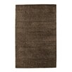 The European Warehouse Dark Brown Area Rug