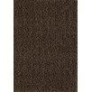 The European Warehouse Loca Dark Brown Area Rug