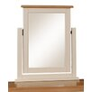 Hazelwood Home Whitby Rectangular Dressing Table Mirror