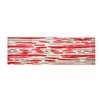 Pedrini LifeStyle-Mat Waterfall Red/Beige Runner