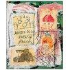 Castleton Home 'Untitled' by Basquiat Art Print