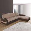 Home Loft Concept Ecksofa Rodos mit Bettfunktion
