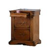 dCor design Nalles 3 Drawer Bedside Table