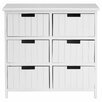 Castleton Home Boston 6 Drawer Chest of Drawers