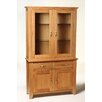 Hallowood Furniture Camberley Display Cabinet (Set of 2)