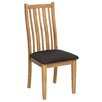 Hallowood Furniture Upholstered Dining Chair (Set of 2)