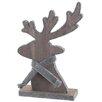 The Seasonal Aisle Reindeer Head on Base