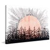 Marmont Hill Sunrise Framed Painting Print