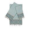 Austin Horn En'Vogue Stanton Beads 3 Piece Towel Set