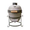 BergHOFF Worldwide Studio Portable Kamado Barbecue