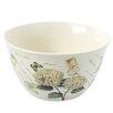 Krauff Salatschüssel Hortensie aus Keramik