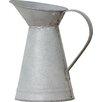 Lily Manor Yvoire Silver Jug Vase
