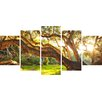 Hokku Designs 5 Piece Photographic Print Set