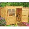 dCor design Perugia 7 x 7 Wooden Storage Shed
