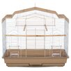 Prevue Hendryx Barn Bird Cage with Food Access Door