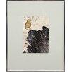 Castleton Home Tea Stain II Framed Art Print