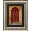 Castleton Home Doors V Framed Photographic Print