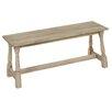 Castleton Home Küchenbank aus Holz