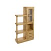 Castleton Home Issa 150cm Bookcase