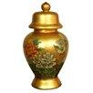 World Menagerie Christophe Ceramic Decorative Urn