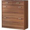 CS Schmal Soft Plus Shoe Cabinet