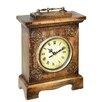Ambiente Haus Mantle Clock