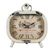 Ambiente Haus Chateau Tabletop Clock
