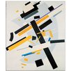 Castleton Home 'Suprematismo N 58' by Malevich Art Print